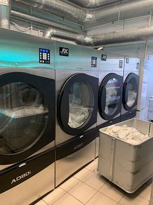 Сушильные машины American Dryer на 36 кг (AD-80i) с газовым нагревом