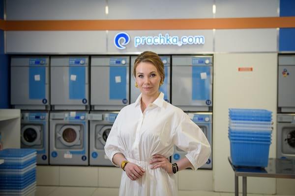 Анастасия Белоусова, директор по развитию группы компаний «Prachka.com»