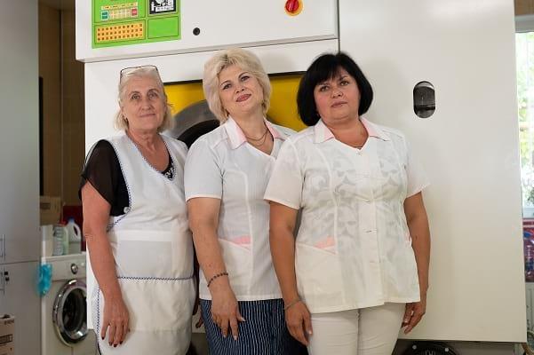 Химчистка-прачечная «Блеск» из города Белореченска