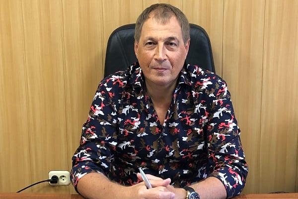 Директор компании «Самара ТоргМаш» Александр Исай