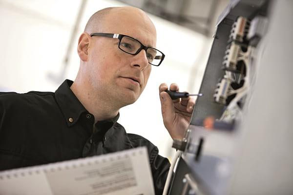 Правильное техническое обслуживание оборудования прачечной