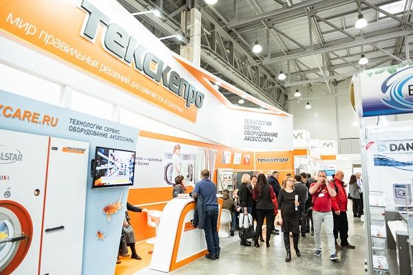 3f5f563bc1d5 CleanExpo Moscow 2018. Все запчасти - у ТЕКСКЕПРО